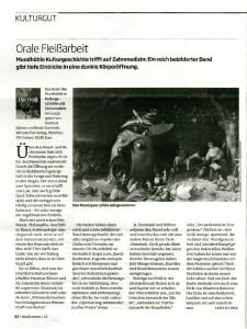 New Scientist, 24.MAi 2013, Artikel verkleinert