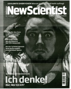 New Scientist, 24.Mai 2013, Front verkleinert